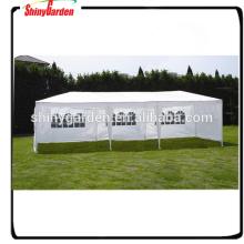 3X9m Luxusteilzelt, Zelt zeigend