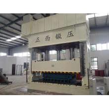 Machine de presse de découpage hydraulique d'emboutissage profond Y27