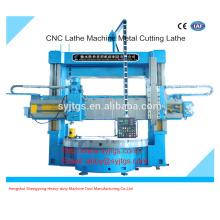 CNC Drehmaschine Maschine Metall Schneiden Drehmaschine Preis von Vertical Lathe Maschine hergestellt angeboten