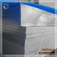 Feuilles en alu 5083 en aluminium de qualité supérieure Jinzhao