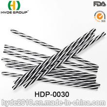 Paja dura plástica caliente de la venta PP para beber (HDP-0030)