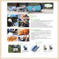 Estufa de cocina solar (horno) para acampar y barbacoa