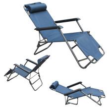 Cadeira de apoio reclinável anti gravidade zero, cadeira de gravidade zero dobrável