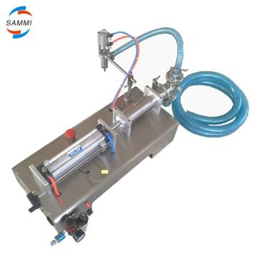 G1WY-300 Ventas directas de fábrica Máquina de llenado de líquido de una sola cabeza 30-300ml