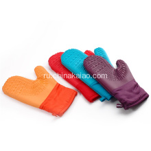 FDA Approval Food Grade Silicone oven gloves