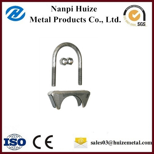 U BOLT CLAMP Saddle Style