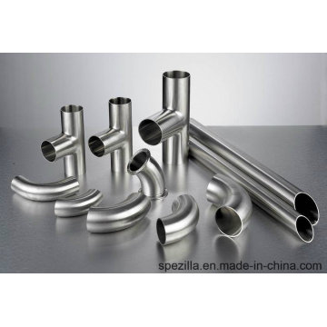 ASME-Bpe and Sanitary Fitting, Pipes and Fittings