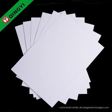 QingYi hochwertiges Papier für Sublimation mit guter Qualität