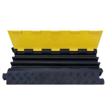 900MM Hot Sale Driveway Wire Speed Bump 3 Channel Rubber Cable Protector