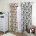blackout cheap pirce fabric curtain