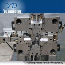 Empresa de moldeo de plástico hace la máquina de inyección para productos de moldeo por inyección