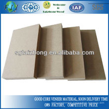 High Quality Plain MDF For The Furniture