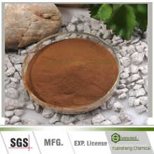 Lignossulfonato de sódio para aditivos têxteis de agentes auxiliares têxteis