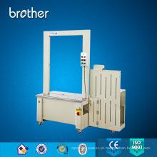 Máquina de embalagem de cinta automática Brother Roller Drive