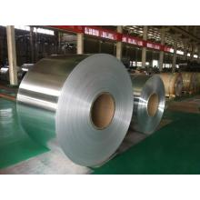 Bobina de acero aluzinc aluminizado de chapa de acero de zinc