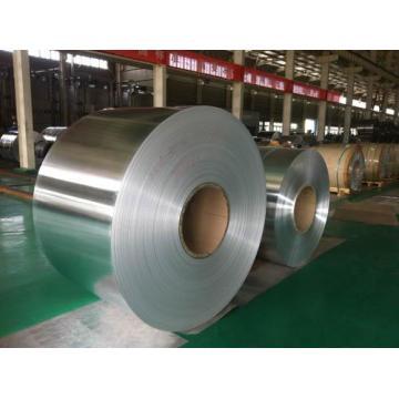 Bobine d'acier aluzinc aluminisé en tôle d'acier de zinc