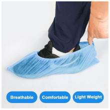 Healthcare Hospital Nonwoven PP Disposable Shoecover