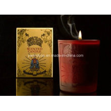 Boutique Scented Home Decor Organic Candle