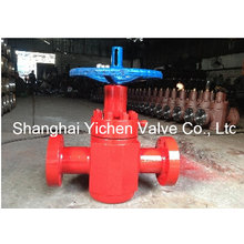 API 6A Gate Valve for Oil Well Control System