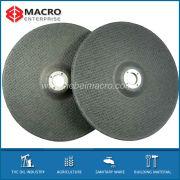T27 depressed center abrasive grinding disc for metal