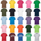 China Wholesale Compressed Sales Promotional Custom T Shirt Printing