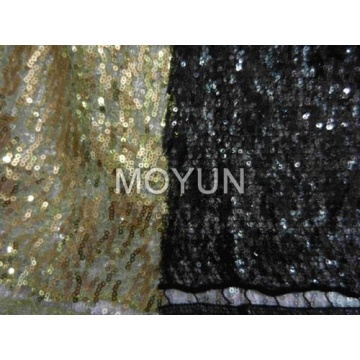 """CHEMICAL IN ST YARN + 3MM SEQUIN EMBD 44"""""""