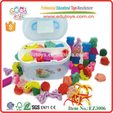 careful educational Beads Wooden Toys