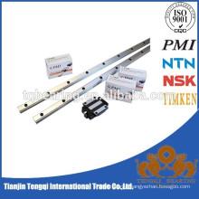 PMI Square Linear Bearing Block Guide MSA20,MSA20E,MSA20LE