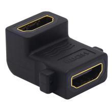 HDMI-Buchse auf HDMI-weibliche 90 Grad