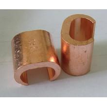 Kupfer Erde C Klemme / Kabelklemmen
