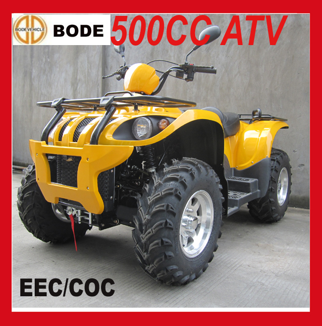 EEC 500cc ATV Automatic Four Wheeler