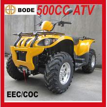 Nouvelle 500cc 4 roues 4x4 Quad moto