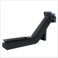 steel CNC machine hinge belt conveyors chip conveyor