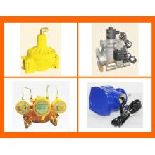 Válvula de solenóide hidráulicas para medidor TCS