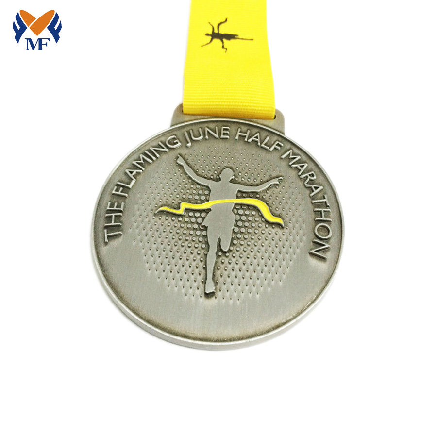 Gold Shield Medal
