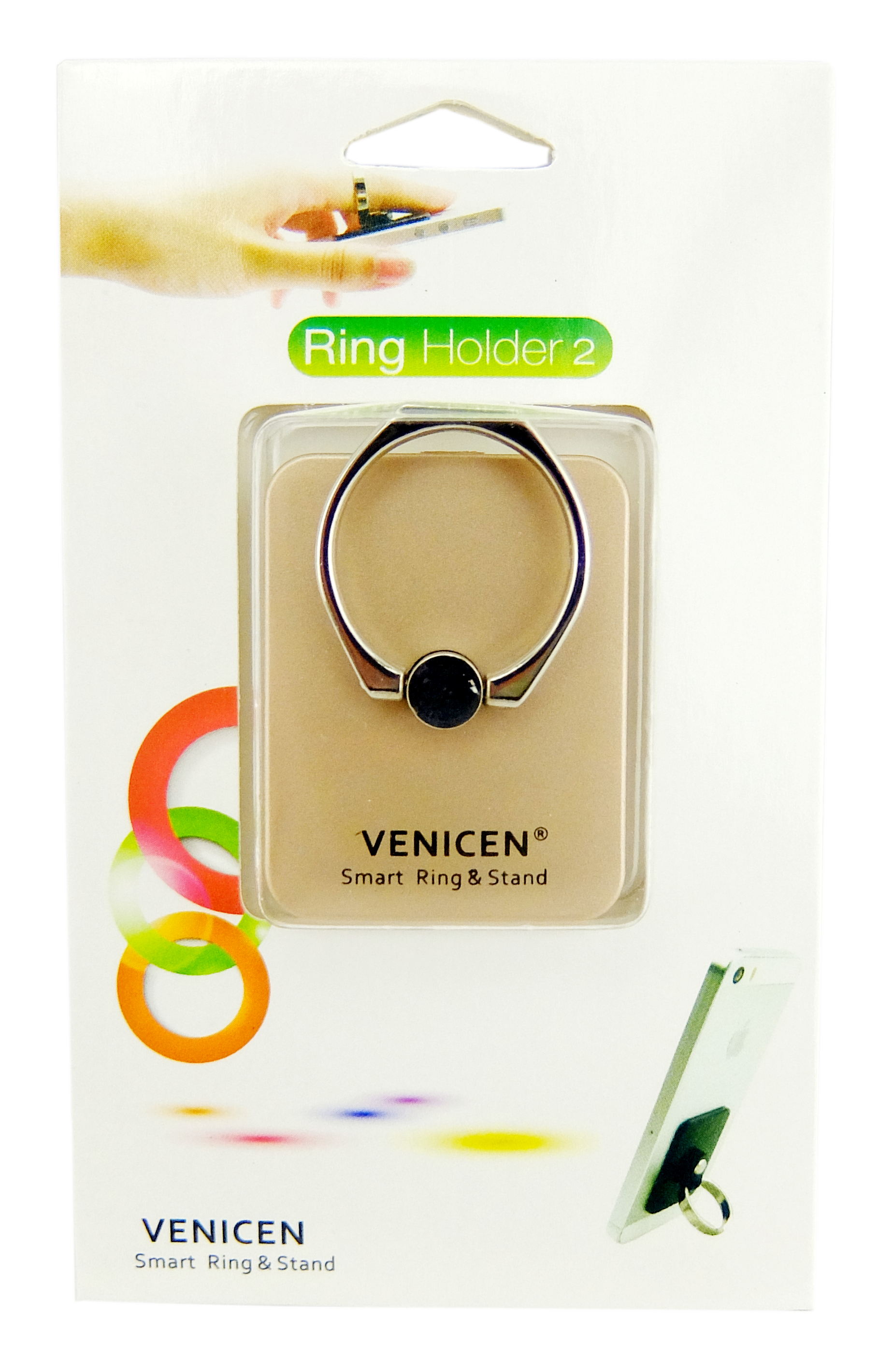 Cell Phone Finger Ring