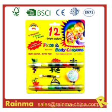 Face& Body Crayon for Kids Gift
