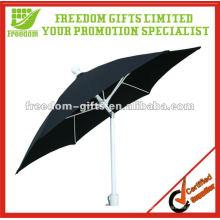 Paraguas voladizo de publicidad al aire libre