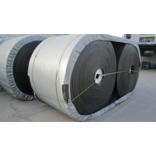 Correa transportadora de PVC --- Cinta transportadora de PVC negro