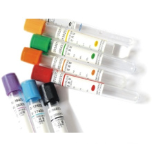 Disposable Medical Vacuum Blood Collection Tube