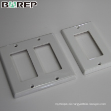 China Lieferant BAREP angepasst GFCI Schalter Abdeckplatte