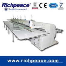 Máquina de costura automática Richpeace para materiais pesados