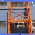 Sjd0.5-10 Hydraulic Guide Rail Elevator