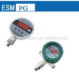 ESMPGK104 Digital hydraulic pressure gauge for oil ,water ,air,gas