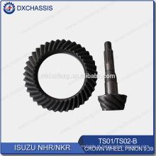 Engrenagem genuína do pinhão da roda de coroa de NHR NKR 9:39 TS01, TS02-B-