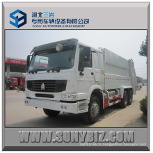 HOWO Comprand Gargage Truck 12cbm
