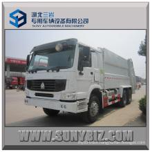 HOWO Comprssive Gargage Truck 12cbm