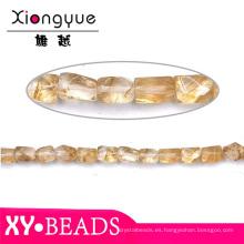 Accesorios de joyas de piedras preciosas preciosas Semi por mayor