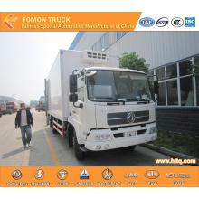 Dongfeng Tianjin 4X2 Refrigerator Van Truck