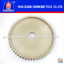 High Efficiency Diamond Profiling Wheels für Stein